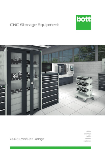 2019 CNC Workplace Storage