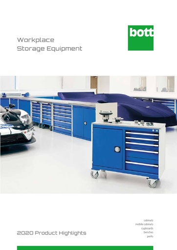 2020 Workplace Storage Equipment - Highlights